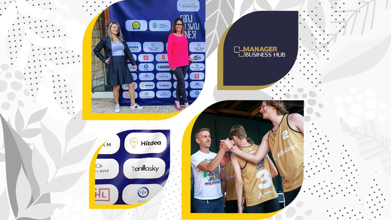 Hitdea partnerem Graj o Swój Biznes – Manager Business Hub