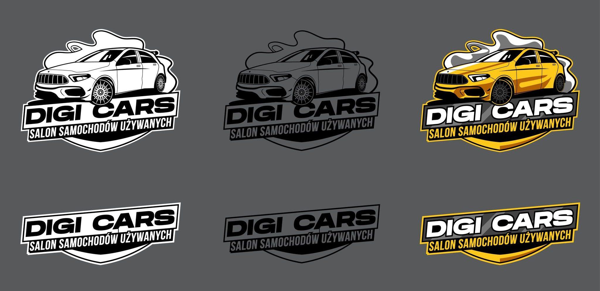 DigiCars Auto Komus Salon samochodów używanych motoryzacja case study agencja reklamowa mercedes a45s